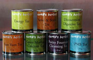 Win free delights from Earth's Herbal!